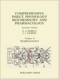 Comprehensive Insect Physiology, Volume 11 - 1st Edition - ISBN: 9780080308128, 9781483286235