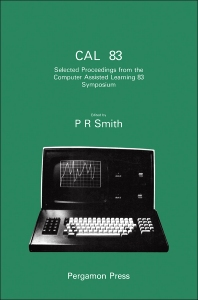 Cover image for Computer Assisted Learning '83