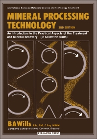 Mineral Processing Technology - 3rd Edition - ISBN: 9780080311593, 9781483182421