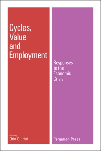 Cycles, Value & Employment - 1st Edition - ISBN: 9780080312835, 9781483293202