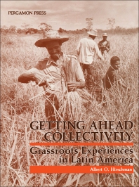 Getting Ahead Collectively - 1st Edition - ISBN: 9780080316161, 9781483158228