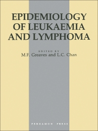 Cover image for Epidemiology of Leukaemia and Lymphoma