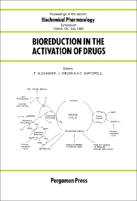 Cover image for Bioreduction in the Activation of Drugs