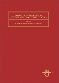 Cover image for Computer Aided Design in Control and Engineering Systems