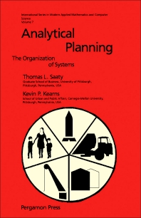 Analytical Planning - 1st Edition - ISBN: 9780080325996, 9781483153964