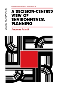 Cover image for A Decision-centred View of Environmental Planning