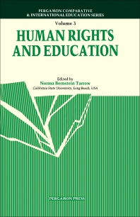 Cover image for Human Rights & Education