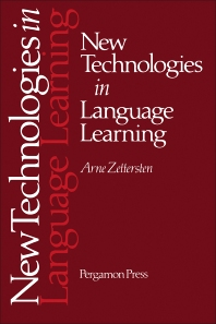 New Technologies in Language Learning - 1st Edition - ISBN: 9780080338880, 9781483295664