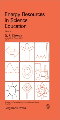 Energy Resources in Science Education - 1st Edition - ISBN: 9780080339504, 9781483190969