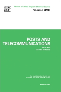Post & Telecommunications - 1st Edition - ISBN: 9780080339672, 9781483295800