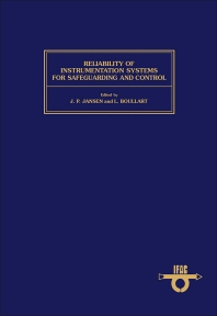 Cover image for Reliability of Instrumentation Systems for Safeguarding & Control