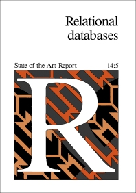 Cover image for Relational Databases