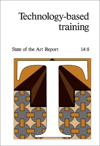 Technology–Based Training - 1st Edition - ISBN: 9780080340975, 9781483191010