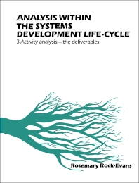 Cover image for Analysis within the Systems Development Life-Cycle