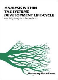 Analysis within the Systems Development Life-Cycle - 1st Edition - ISBN: 9780080341033, 9781483136950