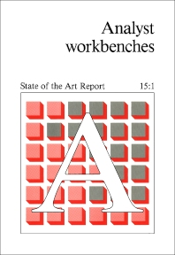 Analyst Workbenches - 1st Edition - ISBN: 9780080341118, 9781483152899