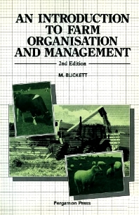 Cover image for An Introduction to Farm Organisation & Management