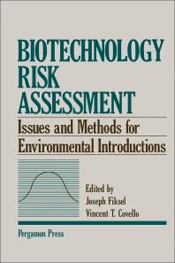 Biotechnology Risk Assessment - 1st Edition - ISBN: 9780080342139, 9781483191058