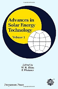 Advances in Solar Energy Technology - 1st Edition - ISBN: 9780080343150, 9781483294070