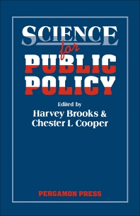 Cover image for Science for Public Policy