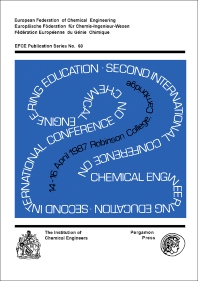 Second International Conference on Chemical Engineering Education - 1st Edition - ISBN: 9780080348193, 9781483149936