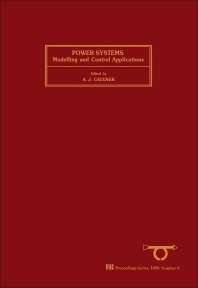 Power Systems: Modelling and Control Applications - 1st Edition - ISBN: 9780080361352, 9781483298917
