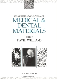 Cover image for Concise Encyclopedia of Medical and Dental Materials