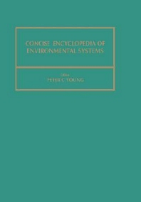 Concise Encyclopedia of Environmental Systems, 1st Edition,P.C. Young,ISBN9780080361987
