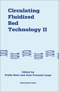 Cover image for Circulating Fluidized Bed Technology