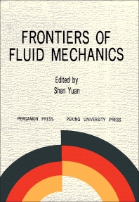 Cover image for Frontiers of Fluid Mechanics