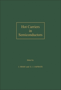 Cover image for Hot Carriers in Semiconductors