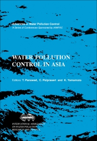 Water Pollution Control in Asia - 1st Edition - ISBN: 9780080368849, 9781483159485