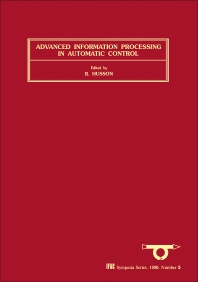 Cover image for Advanced Information Processing in Automatic Control (AIPAC'89)