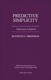 Cover image for Predictive Simplicity