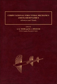 Cover image for Computational Structural Mechanics & Fluid Dynamics
