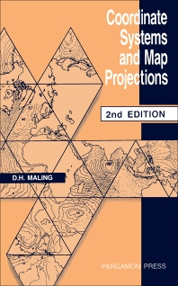 Coordinate Systems and Map Projections - 2nd Edition - ISBN: 9780080372334, 9781483287072