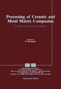 Processing of Ceramic and Metal Matrix Composites - 1st Edition - ISBN: 9780080372983, 9781483287164