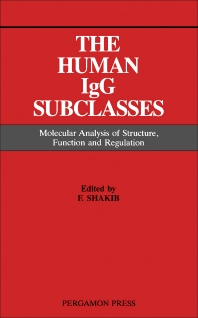 The Human IgG Subclasses - 1st Edition - ISBN: 9780080375045, 9781483287201