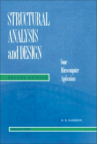 Structural Analysis and Design - 2nd Edition - ISBN: 9780080375205, 9781483299129