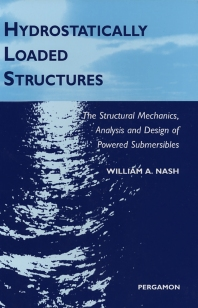 Hydrostatically Loaded Structures - 1st Edition - ISBN: 9780080378763, 9780080534343