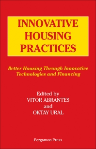 Innovative Housing Practices - 1st Edition - ISBN: 9780080378848, 9781483297316