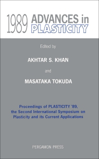Advances in Plasticity 1989 - 1st Edition - ISBN: 9780080401829, 9781483287287