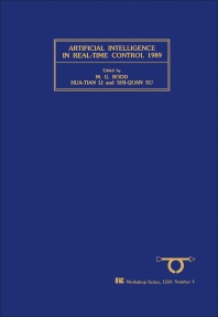 Cover image for Artificial Intelligence in Real-Time Control 1989