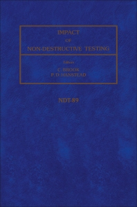 Impact of Non-Destructive Testing - 1st Edition - ISBN: 9780080401911, 9781483287300