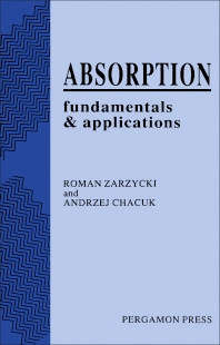 Absorption - 1st Edition - ISBN: 9780080402635, 9781483292786