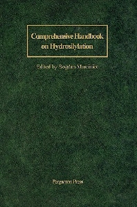 Comprehensive Handbook on Hydrosilylation - 1st Edition - ISBN: 9780080402727, 9780080912431