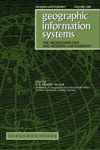 Cover image for Geographic Information Systems