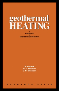 Geothermal Heating - 1st Edition - ISBN: 9780080405032, 9781483287454