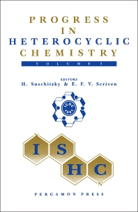 Progress in Heterocyclic Chemistry - 1st Edition - ISBN: 9780080405896, 9781483287508