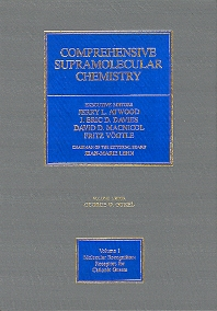 Comprehensive Supramolecular Chemistry, 1st Edition,Jerry L. Atwood,Multiple Contributors,ISBN9780080406107
